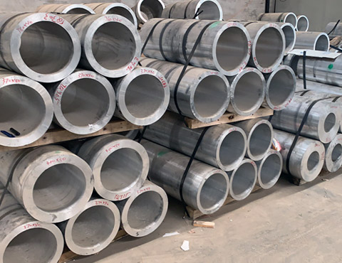 6082 Aluminum Pipes And Tubes